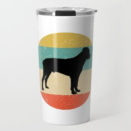 Cane Corso Dog Gift design Travel Mug