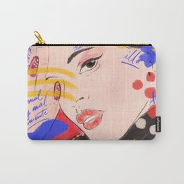 Rosalia Carry-All Pouch
