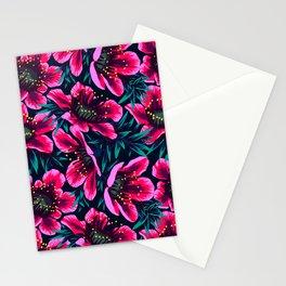 Manuka Floral Print Stationery Cards