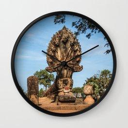 Spean Praptos Wall Clock
