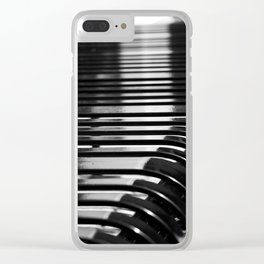 Aligned Clear iPhone Case