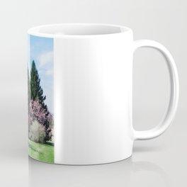 Crab Apple Trees Coffee Mug
