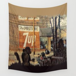 Pastime Wall Tapestry
