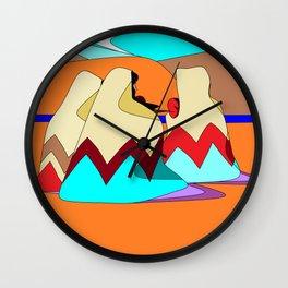 Women of the Deserts Wall Clock