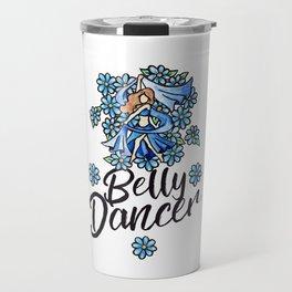Belly Dancer Travel Mug