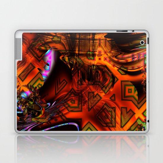 Sensational Quilt Laptop & iPad Skin