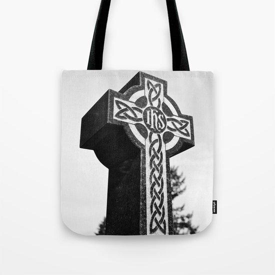 Celtic memorial Tote Bag