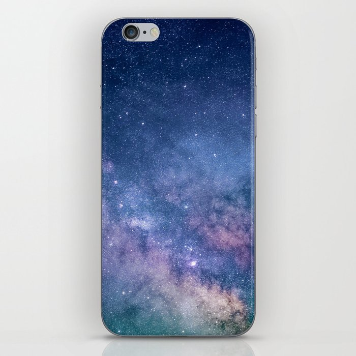 Milky Way Stars (Starry Night Sky) iPhone Skin