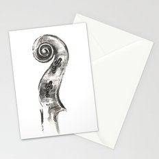 Scroll Stationery Cards