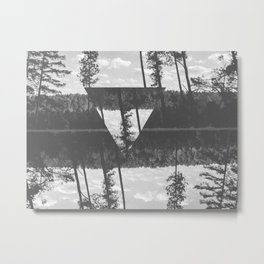 After the After Life (Before the World Closes variant) Metal Print
