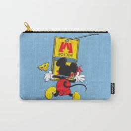 A Better Mousetrap Carry-All Pouch