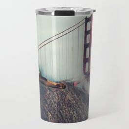 breathe in Travel Mug