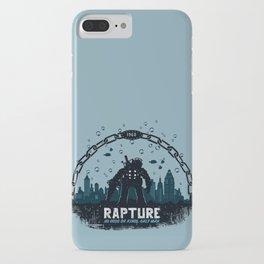 Rapture 1960 iPhone Case
