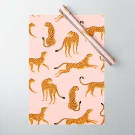 Leopard pattern Wrapping Paper