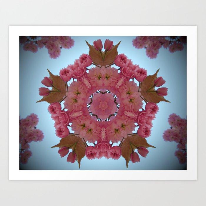 Blossom K1 Art Print