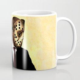 Making an effort this Friday the 13th Coffee Mug