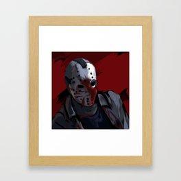 Friday the 13th Framed Art Print