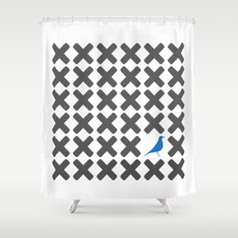 DESIGN 3 Shower Curtain