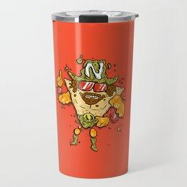 Nacho Man Travel Mug