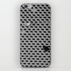 Abstract Wall iPhone & iPod Skin