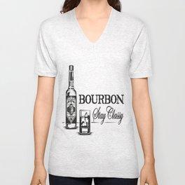Bourbon Class Unisex V-Neck
