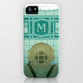 Flooded iPhone Case