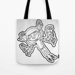 Pits Smelly Tote Bag