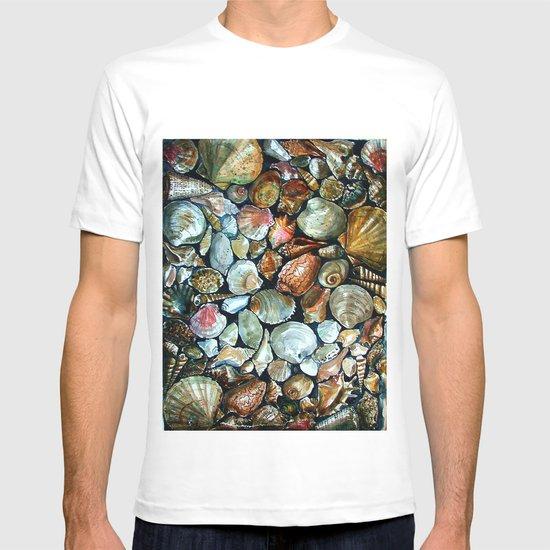 Sea shells  T-shirt