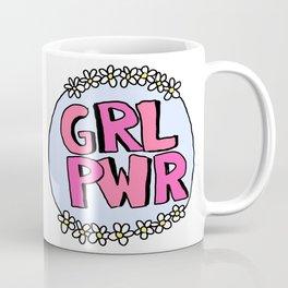 Grl Pwr - Feminist Coffee Mug