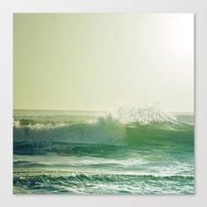 ∞ V A G U E S  ∞  Canvas Print