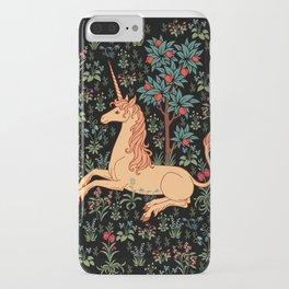 Unicorn Garden iPhone Case