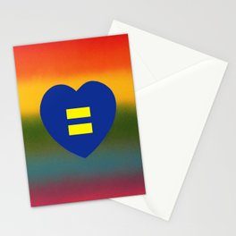 Equality is Love Stationery Cards