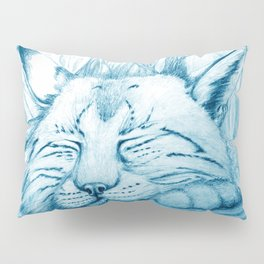 Bobcat nap Pillow Sham
