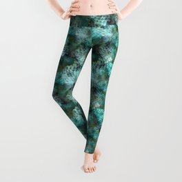 Mermaid Scales SM Leggings