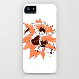 Skater iPhone Case
