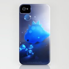 crystal dino Slim Case iPhone (4, 4s)