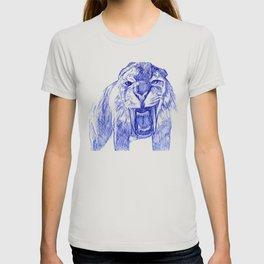 Saber Tooth Tiger. T-shirt