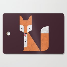 Le Sly Fox Cutting Board