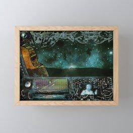 m15510n c0n7r0l Framed Mini Art Print
