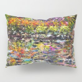 Hidden Peace by Sher Nasser Artist Pillow Sham