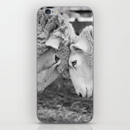Two of a Kind iPhone Skin