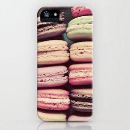 Macarons iPhone Case