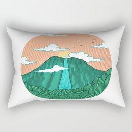 Angel Falls Rectangular Pillow