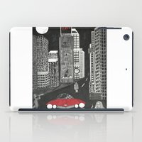 sin city iPad Cases featuring sin city by Carmit Levy