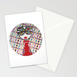 Design Mutants #4 Stationery Cards