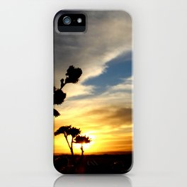 And Not Fade Away iPhone Case