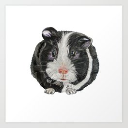 Guinea Pig Art Prints For Any Decor Style Society6