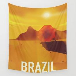 Brazil Wall Tapestry