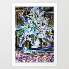 Queen for a Day Art Print