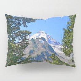 MOUNT BAKER FROM KULSHAN RIDGE Pillow Sham